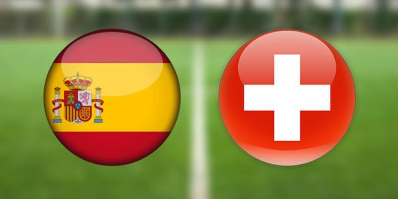 İsviçre İspanya EURO 2020 çeyrek final maçı ne zaman, canlı yayın saat kaçta, hangi kanalda?