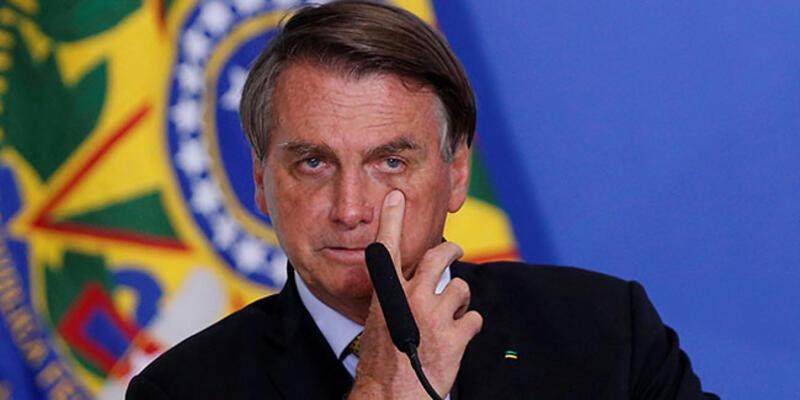 Brezilya'da Bolsonaro hakkında soruşturma talebi