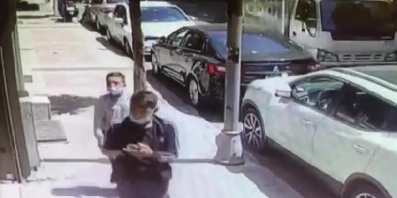 836 suç kaydı bulunan yaşı küçük hırsızlık şüphelisi yakalandı