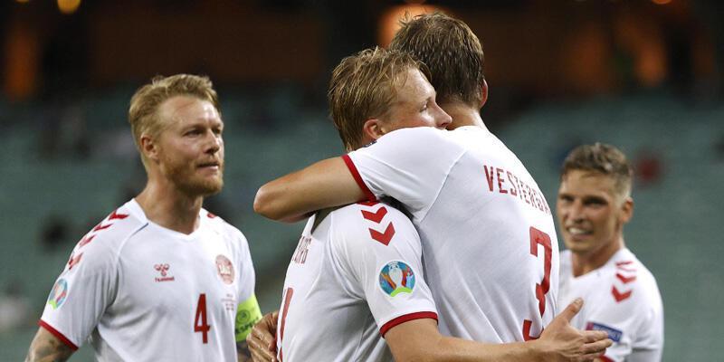 EURO 2020 maç sonucu: Çek Cumhuriyeti - Danimarka: 1-2