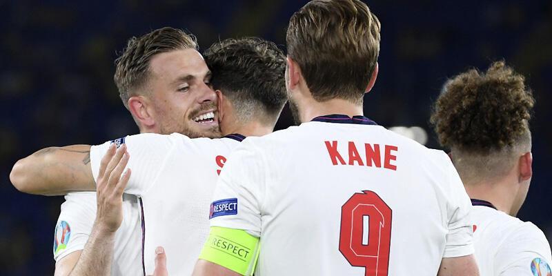 EURO 2020 maç sonucu: Ukrayna - İngiltere: 0-4