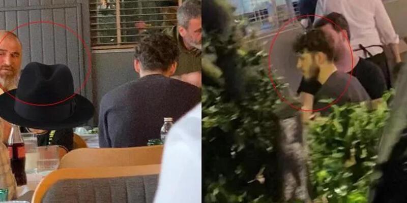 Fenerbahçeli yönetici Beşiktaşlı oyuncuyla görüştü!