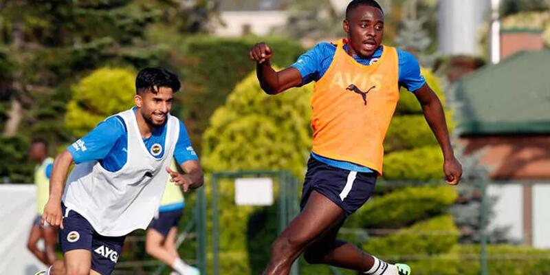 Fenerbahçe'de Dirar idmanda yer almadı