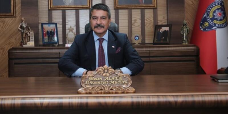 Trabzon İl Emniyet Müdürü Metin Alper kimdir, nereye atandı?