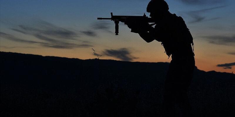 SON DAKİKA Irak'ın kuzeyinde 2 PKK'lı terörist etkisiz hale getirildi