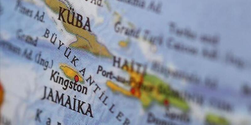 Haiti nerede, hangi ülkede? Haiti harita üzerindeki yeri!
