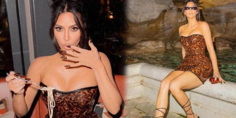 Kim Kardashian, İtalya'nın turistlik elçisi oldu