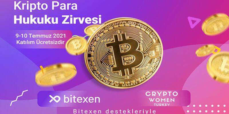 Bitexen'in destekçi olduğukripto para hukukuzirvesi başlıyor