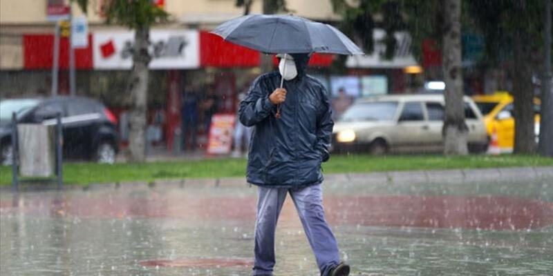 Son dakika... Ankara Valiliği'nden kuvvetli yağış uyarısı