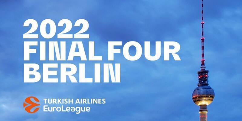 Euroleague Final Four Berlin'de olacak