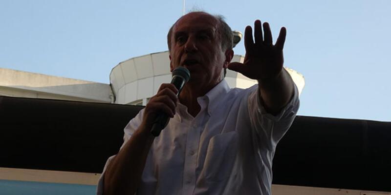 Muharrem İnce'den CHP'ye: Allah bunların eline insanı düşürmesin