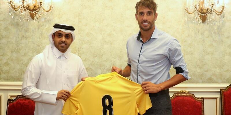 Javier Martinez Katar'a gitti