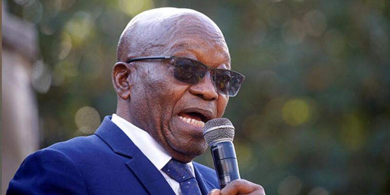 Güney Afrika'nın eski Cumhurbaşkanı Zuma gözaltına alındı