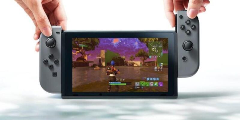 Nintendo Switch OLED ekranına kavuştu