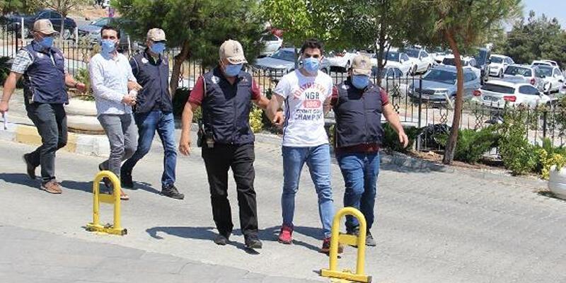 Kahramanmaraş'ta DEAŞ operasyonu: 2 tutuklama