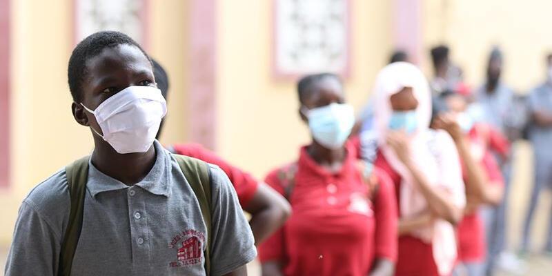 Afrika'da Kovid-19 vaka sayısı 5 milyon 830 bine yaklaştı