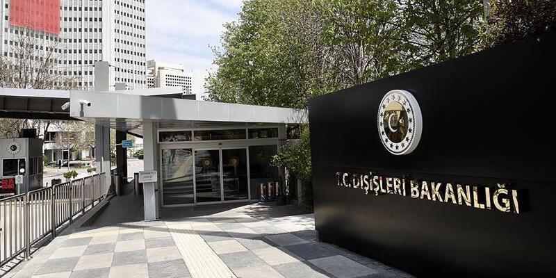 Dışişleri'nden AP'nin Türkiye kararına tepki