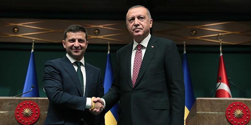 SON DAKİKA HABERİ: Cumhurbaşkanı Erdoğan, Ukrayna Cumhurbaşkanı Zelenski ile görüştü