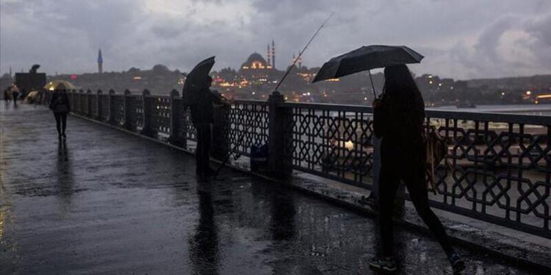 9 Temmuz 2021 il il hava durumu tahminleri: Bazı iller için kuvvetli yağış uyarısı!