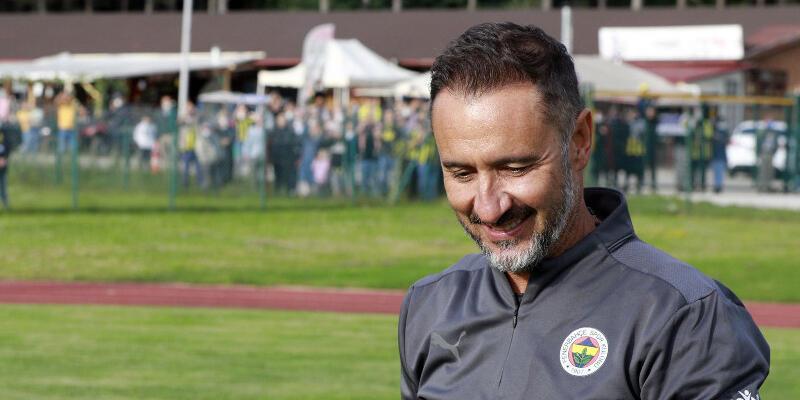 Vitor Pereira: Top kaptırmaktan korkmayın