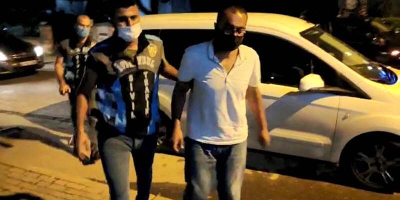 Kadıköy'de korsan otoparkçı suçüstü yakalandı