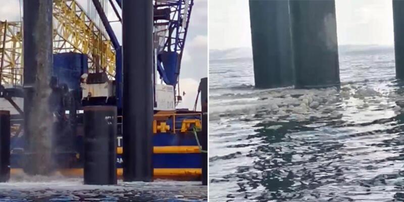 BOTAŞ'tan Saros FSRU'da denize zift akıtıldığı iddiasına yalanlama