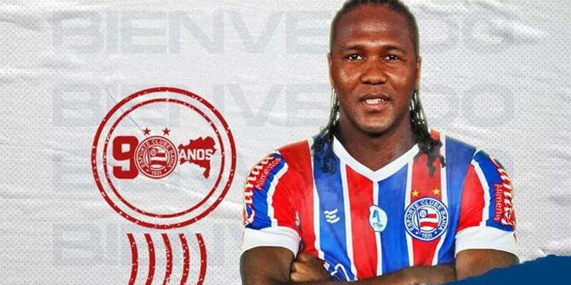Son dakika... Hugo Rodallega Bahia'ya transfer oldu!