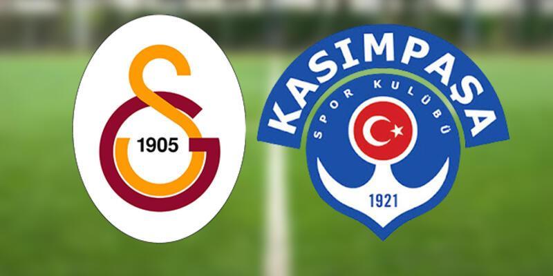 Galatasaray Kasımpaşa hazırlık maçı ne zaman, saat kaçta, hangi kanalda?