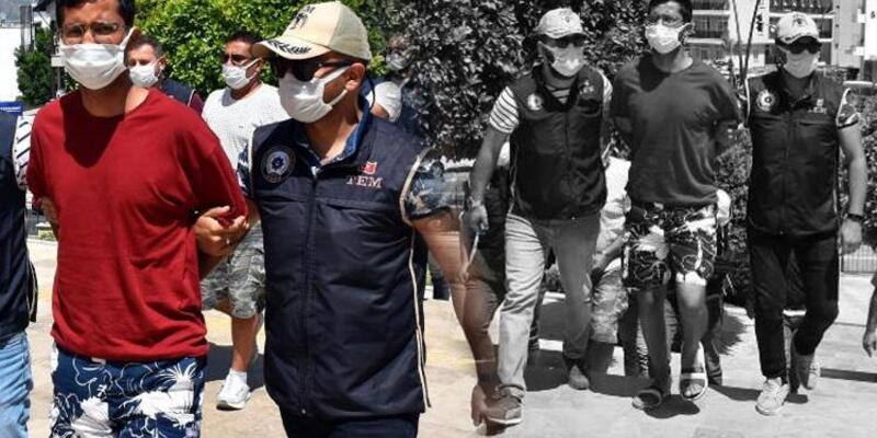 Bombalı eylemlere katılmış... Yunan adalarına kaçmaya çalışan PKK'lı yakalandı!