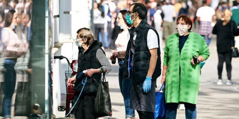 Avusturya'da maske kararı