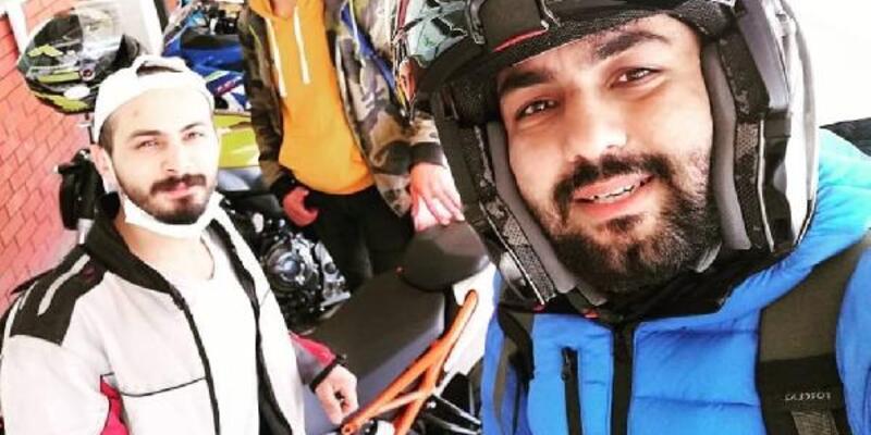 İki arkadaş virajda motosikletleriyle kaza yaptı: 1 ölü, 1 yaralı