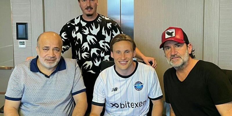 Jonas Svensson Adana Demirspor'da