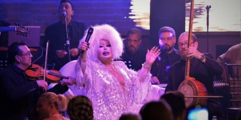 Bursa'da Bülent Ersoy konseri