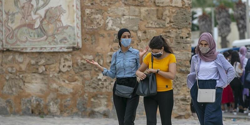 Tunus'ta Kovid-19 nedeniyle 144 kişi yaşamını yitirdi