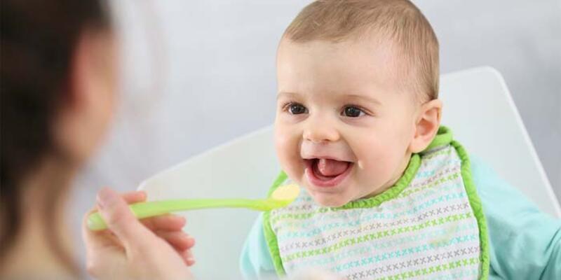 Bebeklerde kontrollü kilo alımı için bunlara dikkat!