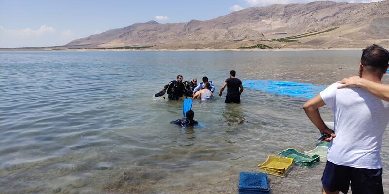 Uzman çavuş, baraj gölünde boğuldu