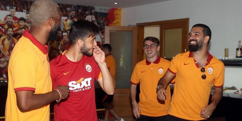 Galatasaray'ın Olympiakos maçı iptal oldu