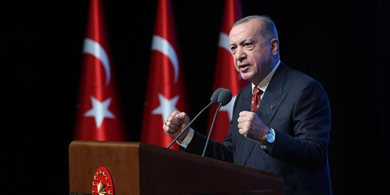 SON DAKİKA... Cumhurbaşkanı Erdoğan: Bundan sonra da fırsat vermeyeceğiz