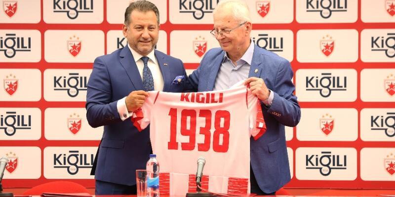 Kızılyıldız'a Türk sponsor