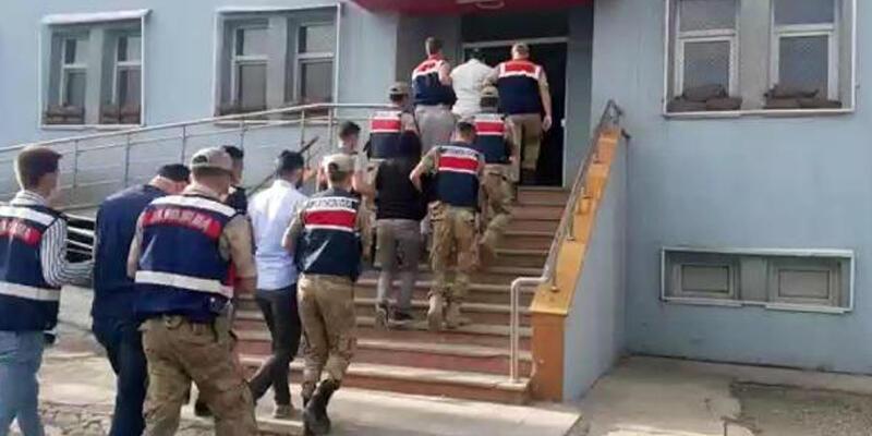 PKK/KCK'ya yardım ve yataklık edenlere operasyon