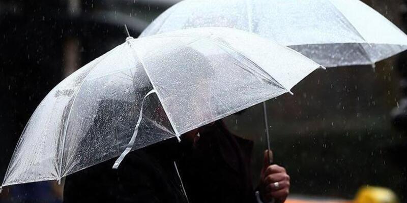 13 Temmuz Salı hava durumu: Meteoroloji'den 2 ile yağış uyarısı!