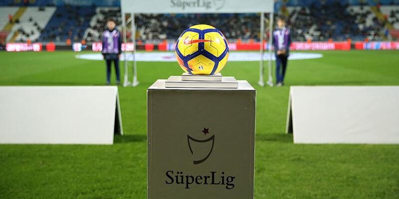 Son dakika... Süper Lig'de fikstür bugün belli olacak