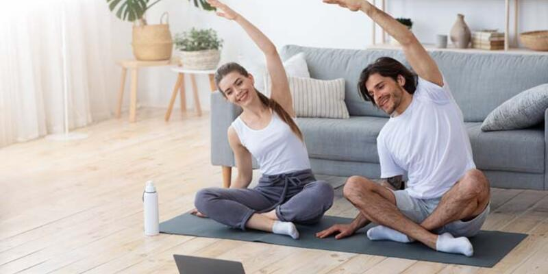 Meşgul anneler ve babalar için fitness önerileri