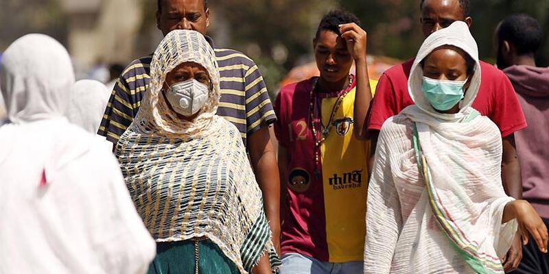 Afrika'da Kovid-19 nedeniyle ölenlerin sayısı 152 bin 800'ü aştı