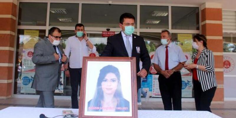 Avukat Gizem son yolculuğuna uğurlandı