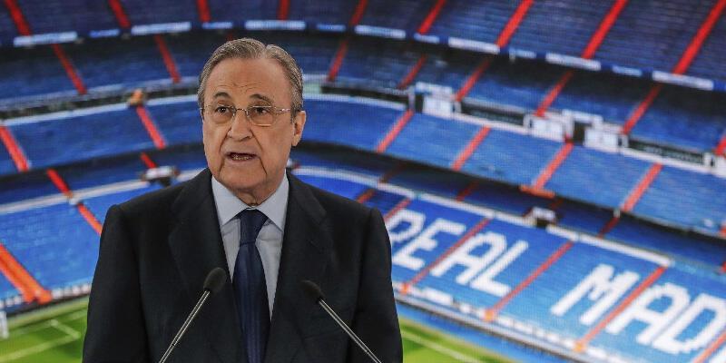 Florentino Perez'den Raul ve Casillas'a: Sahtekarlar