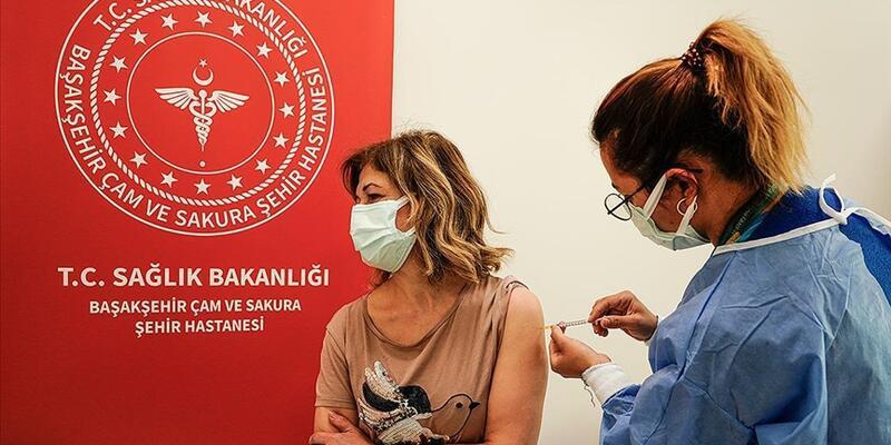 Son dakika.. 3 doz aşı miktarı 60 milyonu aştı