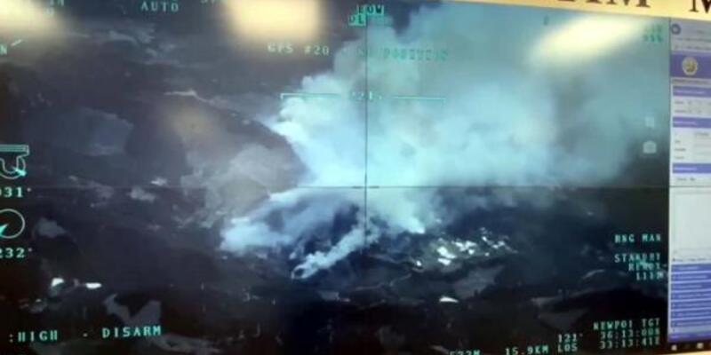 Bakan Pakdemirli: 3 ilde orman yangınlarına müdahale ediliyor