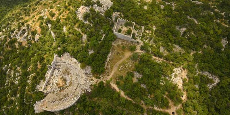 Termessos Antik Kenti Nerede, Nasıl Gidilir? Termessos Hakkında Bilinmesi Gerekenler
