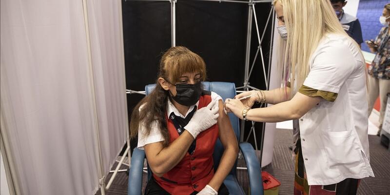 Ankara'da uygulanan aşı miktarı 5 milyon dozu aştı